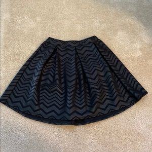 Joe B mini skirt. Size XS